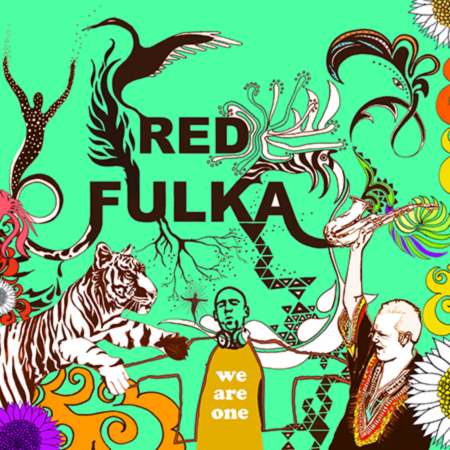 Red Fulka I Tantric Tiger