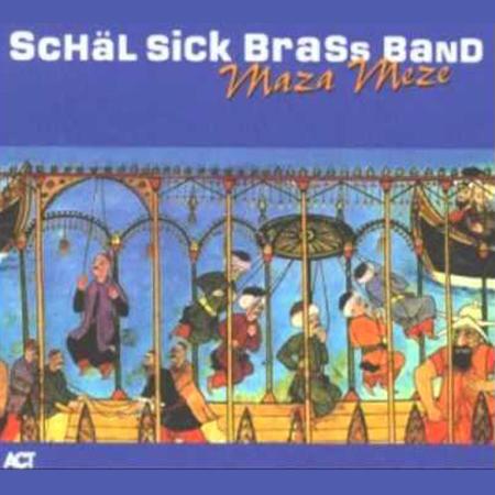 schaelsickbrassband_mazameze/ACT Music